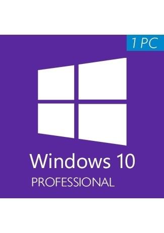 Windows 10 Professional (32/64 Bit)