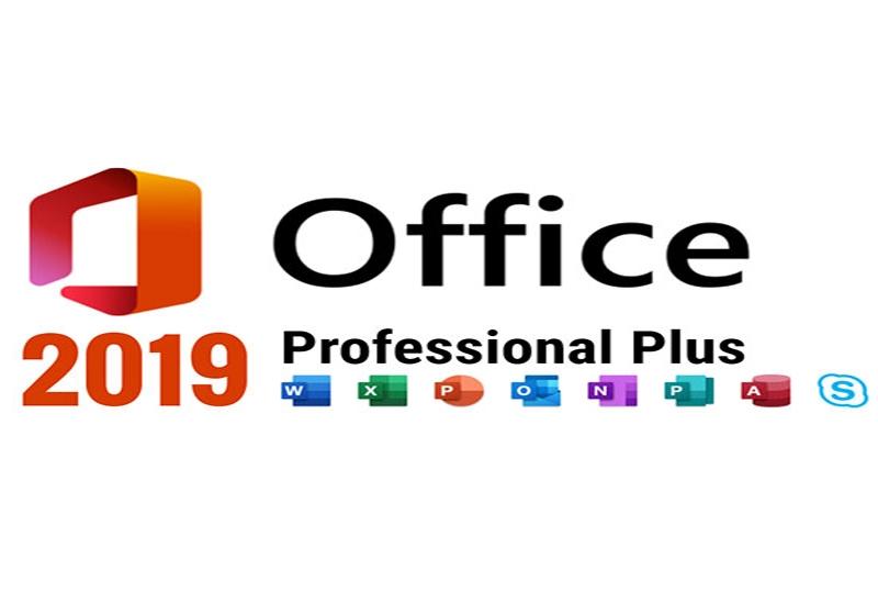 Microsoft Office 2019 Professional Plus (1 PC)